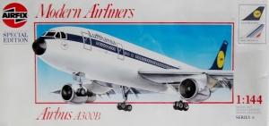 AIRFIX 1/144 06179 A300B LUFTHANSA/AIR FRANCE