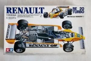 TAMIYA 1/12 1226 RENAULT RE-20 TURBO