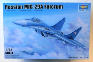 TRUMPETER 1/32 03223 MIG-29A FULCRUM  9.12   UK SALE ONLY