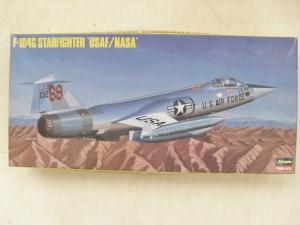HASEGAWA 1/72 SP24 F-104G USAF/NASA