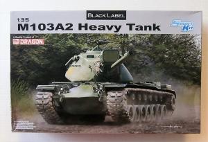 DRAGON 1/35 3549 M103A2 HEAVY TANK
