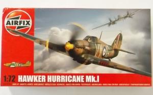 AIRFIX 1/72 01010 HAWKER HURRICANE Mk.I