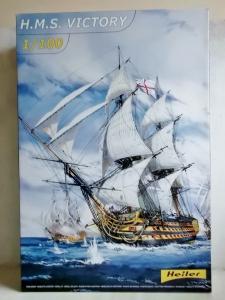 HELLER 1/100 80897 HMS VICTORY  UK SALE ONLY