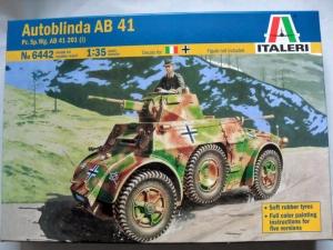 ITALERI 1/35 6442 AUTOBLINDA AB 41