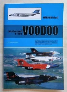 WARPAINT  047. McDONNELL F-101 VOODOO