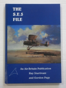 CHEAP BOOKS  ZB801 THE S.E.5 FILE