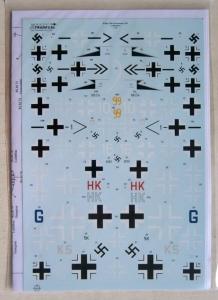XTRADECAL 1/72 72197 70th ANNIVERSARY D-DAY PT4 LUFTFLOTTE 3