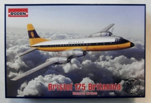 RODEN 1/144 323 BRISTOL 175 BRITANNIA MONARCH AIRLINES