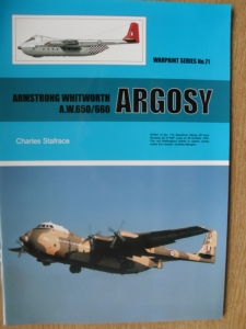 WARPAINT  071. ARMSTRONG WHITWORTH A.W.650/660 ARGOSY