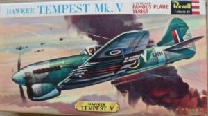 REVELL 1/72 H620SFB HAWKER TEMPEST Mk.V