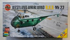 AIRFIX 1/72 02056 WESTLAND WHIRLWIND H.A.S. Mk. 22