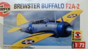 AIRFIX 1/72 02050 BREWSTER BUFFALO F2A-2