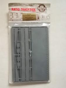 RATIO HO/OO 520 PLATFORMS/RAMPS
