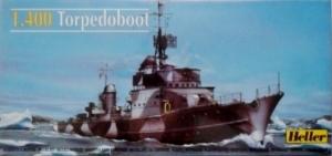 HELLER 1/400 81011 TORPEDOBOOT T-23