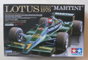 TAMIYA 1/20 20061 LOTUS TYPE 79 1979 MARTINI