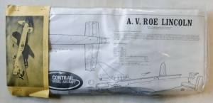 CONTRAIL 1/72 A. V. ROE LINCOLN