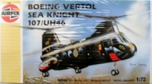 AIRFIX 1/72 03051 BOEING VERTOL SEA KNIGHT 107/UH46