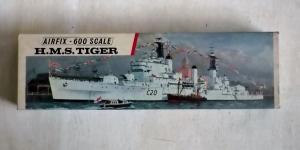 AIRFIX 1/600 F301S HMS TIGER