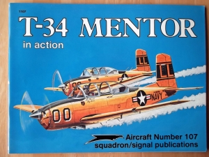 SQUADRON/SIGNAL AIRCRAFT IN ACTION  1107. T-34 MENTOR