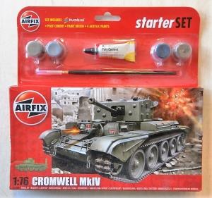 AIRFIX 1/76 55109 CROMWELL Mk.IV STARTER SET