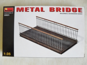 MINIART 1/35 35531 METAL BRIDGE