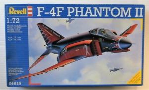REVELL 1/72 04615 F-4F PHANTOM II