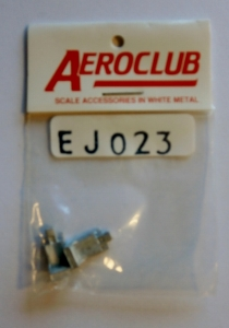 AEROCLUB 1/72 EJ023 F9F PANTHER EJECTION SEATS