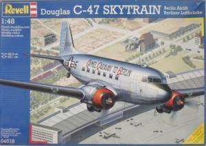REVELL 1/48 04518 DOUGLAS C-47 SKYTRAIN BERLIN AIRLIFT