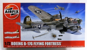 AIRFIX 1/72 08017 BOEING B-17G FLYING FORTRESS