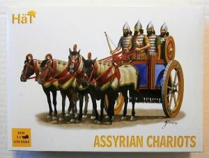 HAT INDUSTRIES 1/72 8124 ASSYRIAN CHARIOTS
