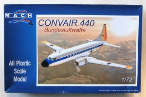 MACH 1/72 052 CONVAIR 440 BUNDESLUFTWAFFE
