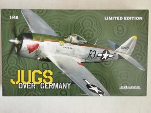 EDUARD 1/48 1179 JUGS OVER GERMANY