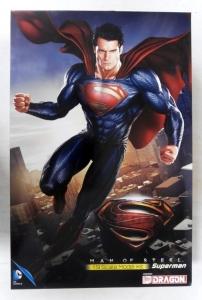 DRAGON 1/9 38325 SUPERMAN MAN OF STEEL