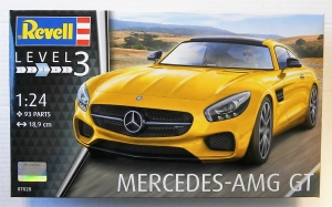 REVELL 1/24 07028 MERCEDES-AMG GT