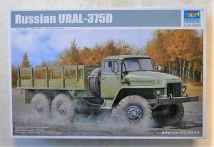 TRUMPETER 1/35 01027 RUSSIAN URAL-375D
