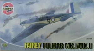 AIRFIX 1/72 02008 FAIREY FULMAR Mk.I/Mk.II