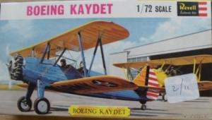 REVELL 1/72 H649SFB BOEING KAYDET