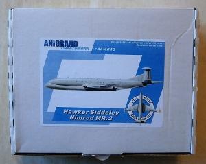 ANIGRAND 1/144 4036 HAWKER SIDDELEY NIMROD MR.2