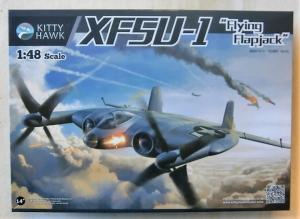 KITTYHAWK 1/48 80135 VOUGHT XF5U-1 FLYING FLAPJACK