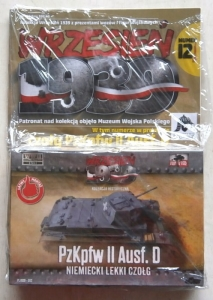 FIRST TO FIGHT 1/72 012 Pz.Kpfw II Ausf.D