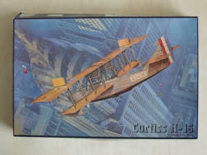 RODEN 1/72 049 CURTISS H-16