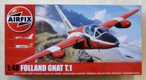 AIRFIX 1/48 05123 FOLLAND GNAT T.1