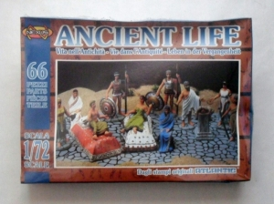 NEXUS 1/72 ATL014 ANCIENT LIFE GREEK/ROMAN CIVILIANS