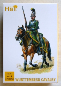 HAT INDUSTRIES 1/72 8175 WURTTEMBERG CAVALRY