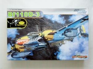 CYBER-HOBBYCOM 1/48 5555 MESSERSCHMITT Bf 110D-3