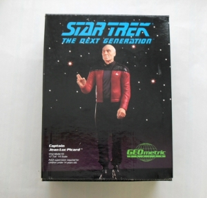 GEOMETRIC DESIGN OTHER SCALE CAPT JEAN LUC PICARD