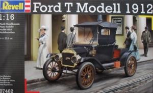 REVELL 1/16 07462 FORD T MODELL 1912