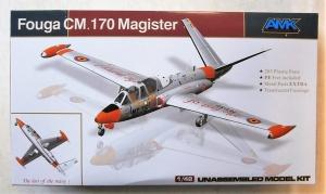 AVANTGARDE 1/48 88004 FOUGA CM 170 MAGISTER