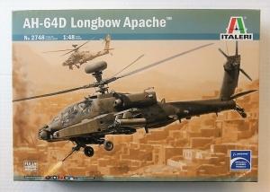 ITALERI 1/48 2748 AH-64D LONGBOW APACHE