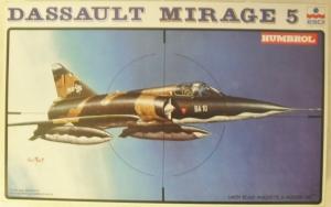 ESCI 1/48 4032 DASSAULT MIRAGE 5